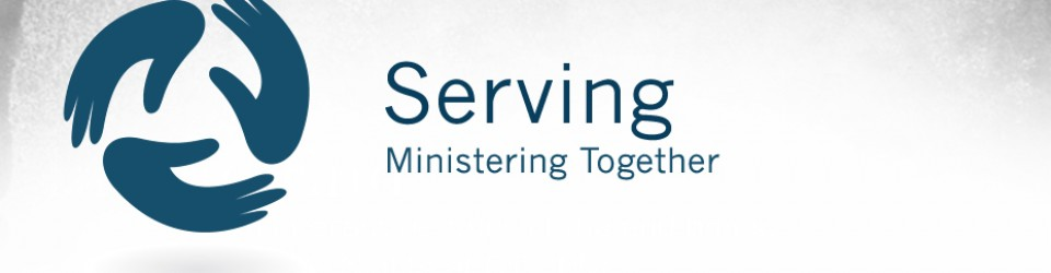 Serving.